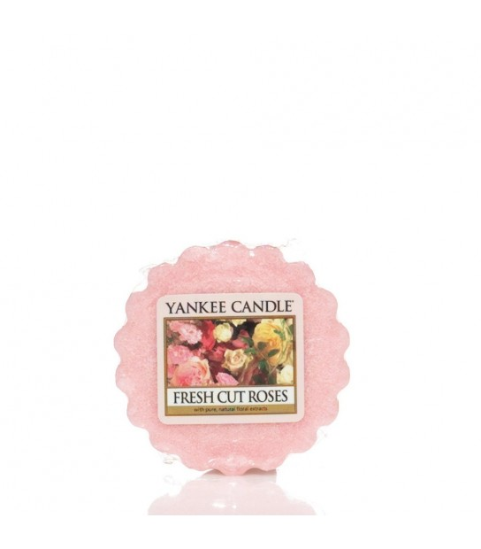 Fresh Cut Roses Tarte Yankee Candle