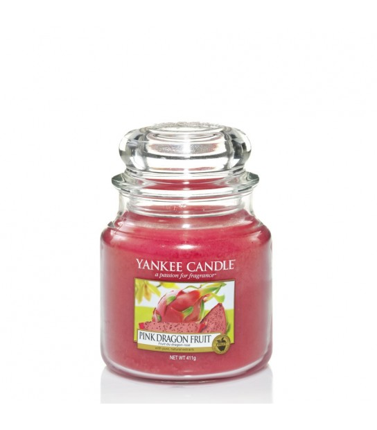 Medium Jar Yankee Candle Pink Dragon Fruit