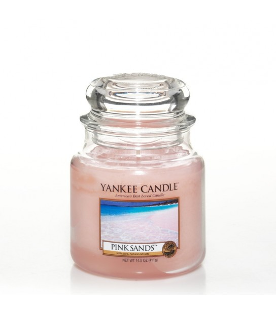Giara Media Yankee Candle Pink Sands