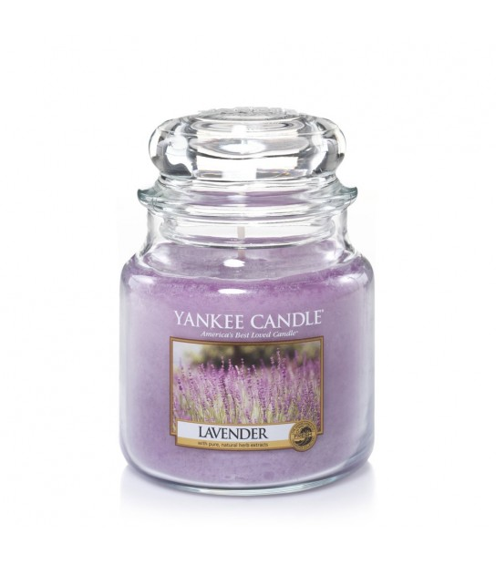 Lavender Medium Jar