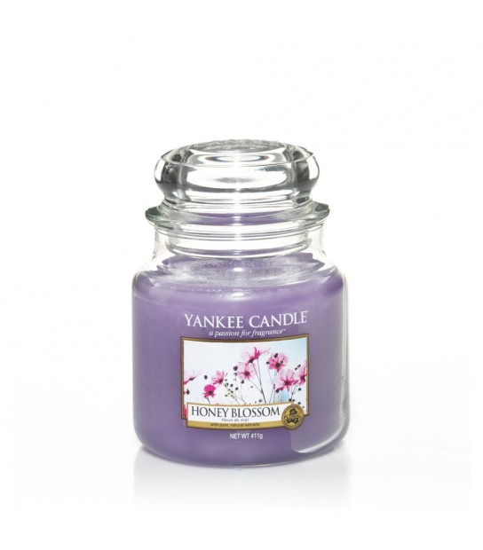 Medium Jar Honey Blossom by Yankee Candle