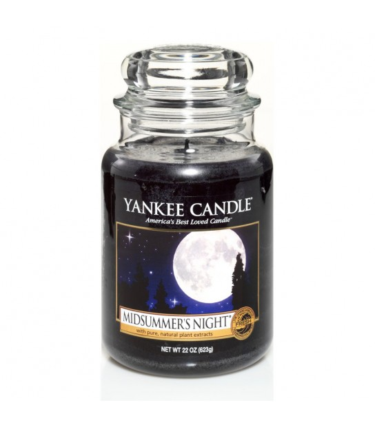 Midummer's Night Large Candle