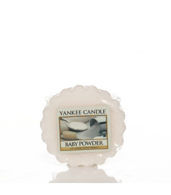 Tarts wax Yankee Candle Baby Powder