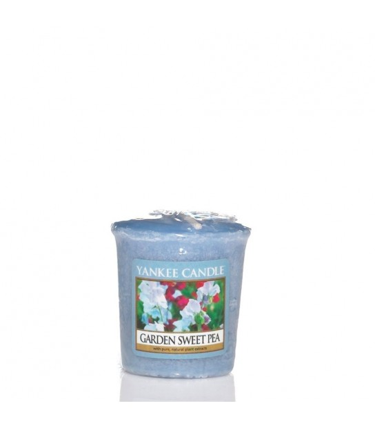 Moccolo Yankee Candle Garden Sweet Pea