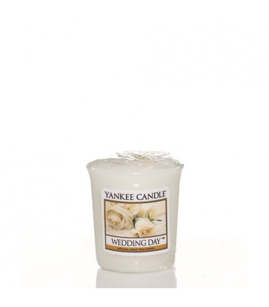Sampler votive Yankee Candle Wedding Day