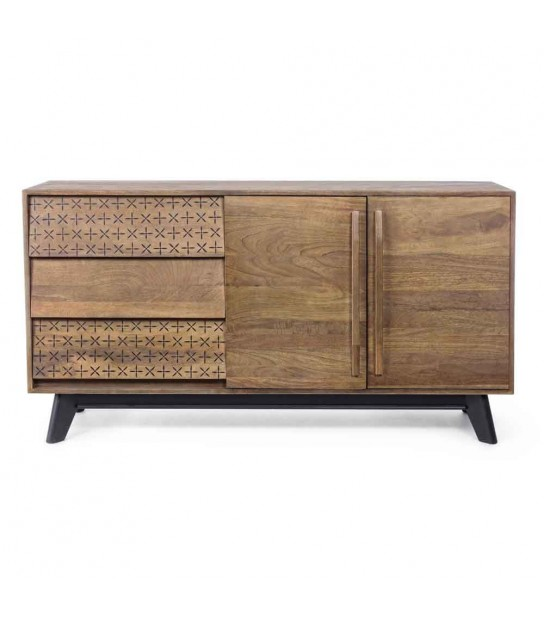 Emira Sideboard 2 doors and 3 drawers