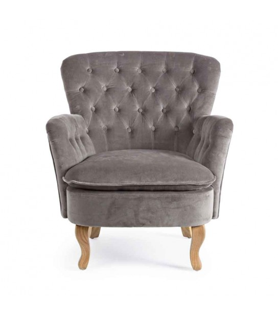 Orlins light grey Armchairs