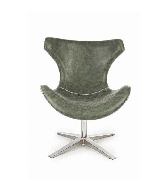 Gildas Green Armchair