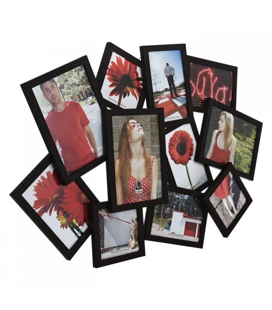 Mosh Multi Photo Frame Espresso
