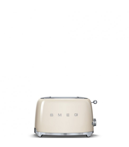 2 Slice Toaster Smeg Cream