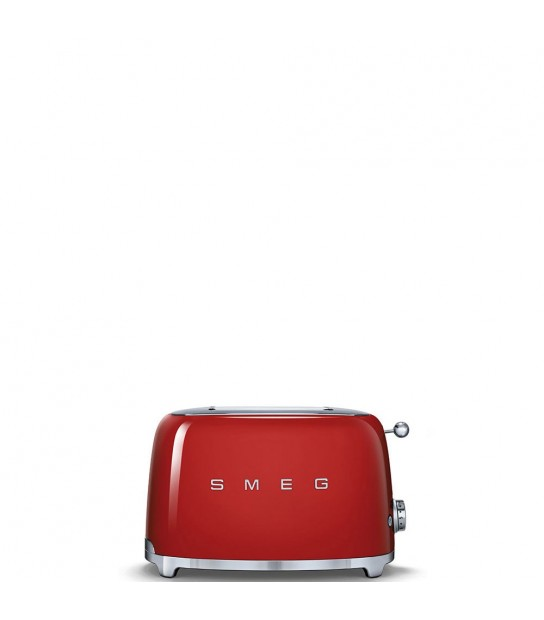 2 Slice Toaster Smeg Red