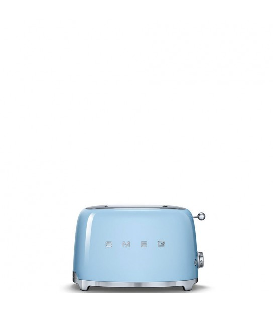 2 Slice Toaster Smeg Blue