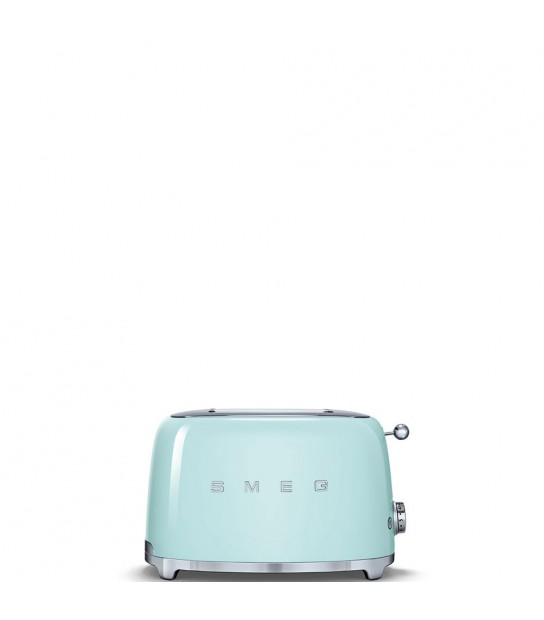 2 Slice Toaster Smeg Green
