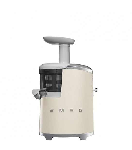 Slow Juicer Cream Smeg