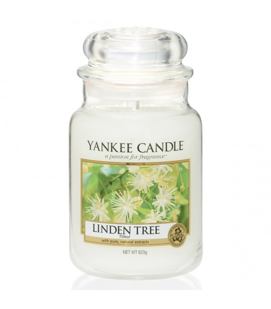 Linden Tree Large Candle