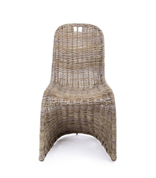 Zacarias Natural Chair