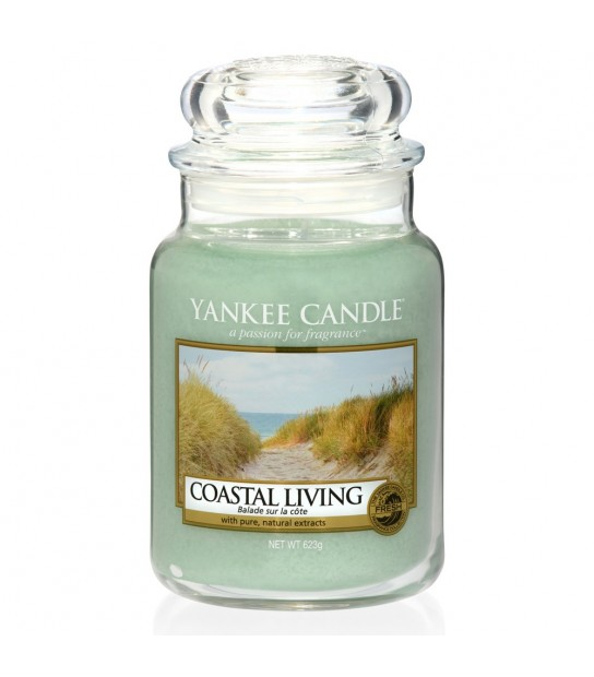 Coastal Living Grande Yankee Candle