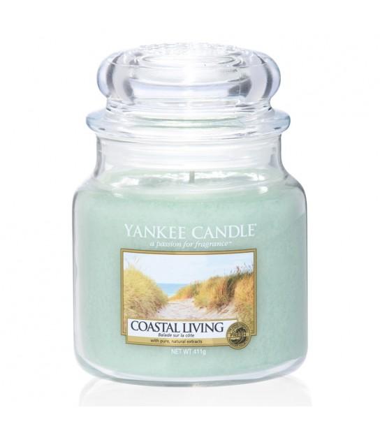 Coastal Living Giara Media Yankee Candle