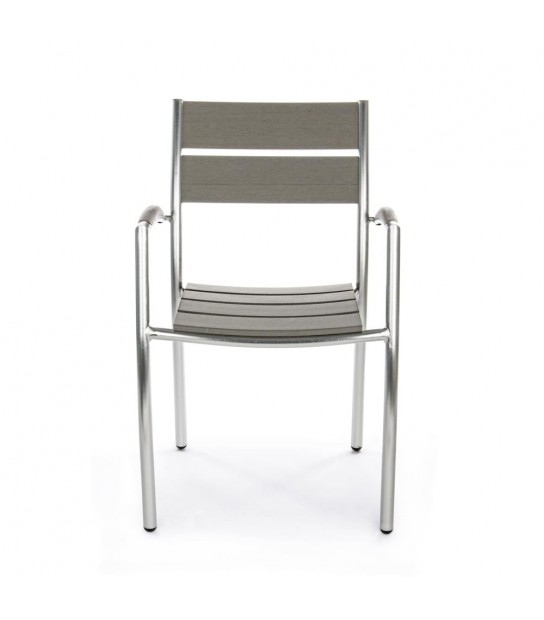 Edvin Aluminium Chair
