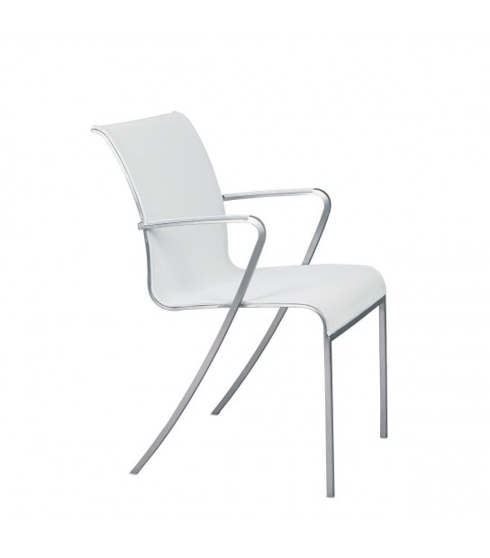 QT55 Chair batyline White