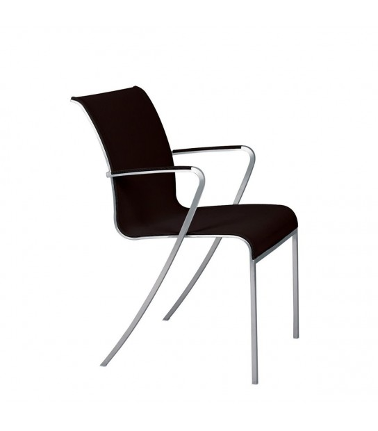QT55 Chair batyline Black