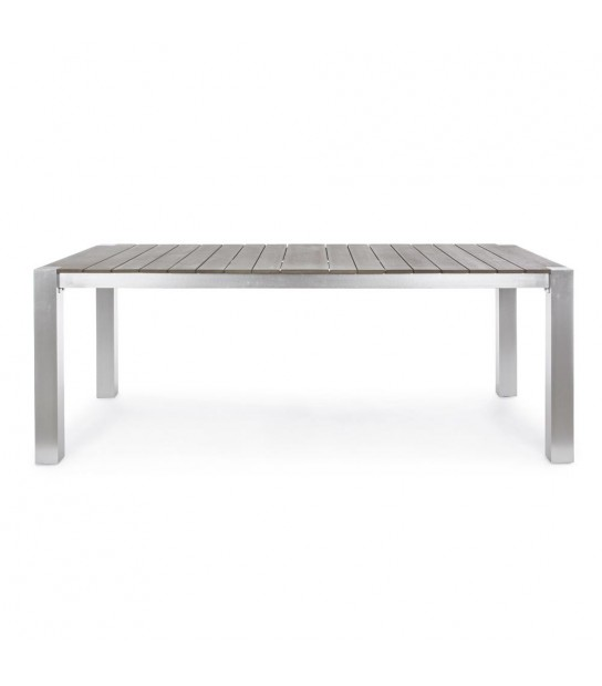 Edvin Aluminium Table