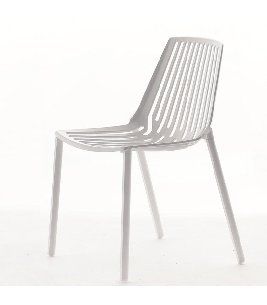 Rion Chair in Painted Aluminium