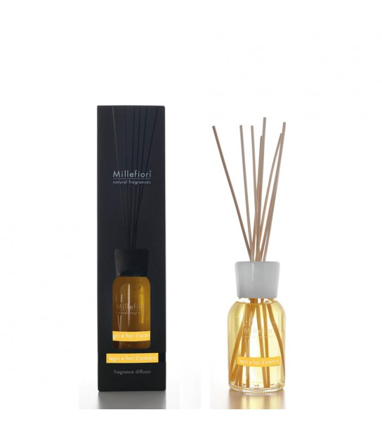 Wood and Orange flowers 100 ml Diffuser