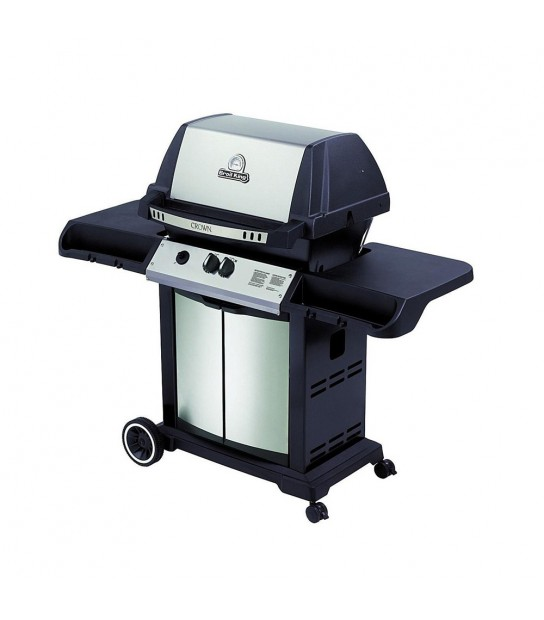 Barbecue Crown 20