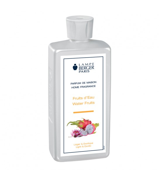 Water Fruits 500 ml ricarica Lampe Berger