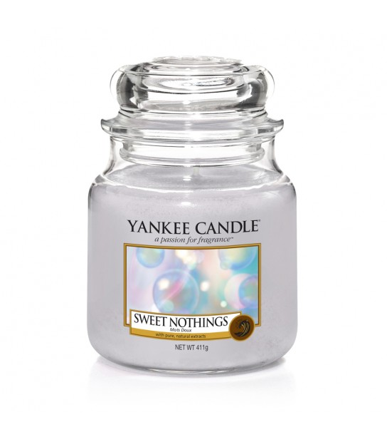 Cupcake Medium Jar Yankee Candle