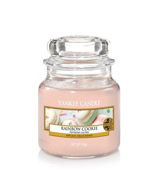 Rainbow Cookie Small Jar Yankee Candle