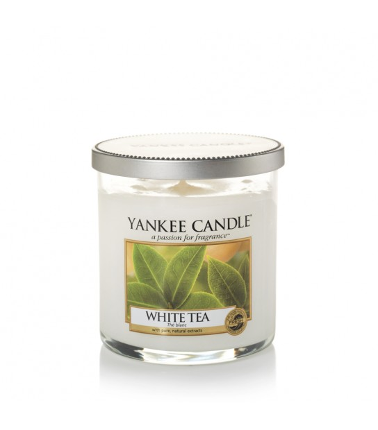 White tea Large Jar Yankee Candle