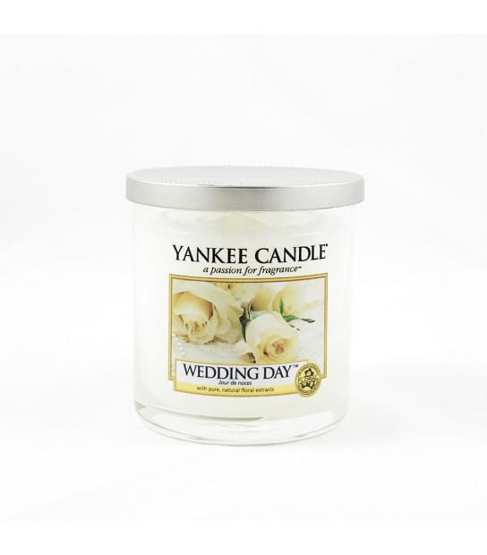 Wdding Day Small Tumbler Yankee Candle