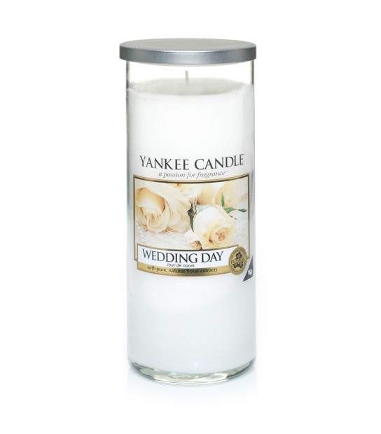 Wdding Day Large Tumbler Yankee Candle