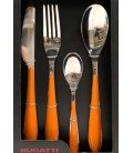 Set 24 pz CUTLERY GIOIA ORANGE