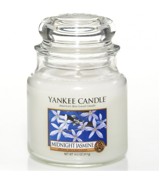 Medium Jar Yankee Candle Midnight Jasmine