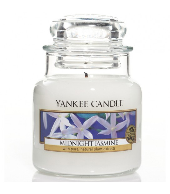 Small Jar Yankee Candle Midnight Jasmine