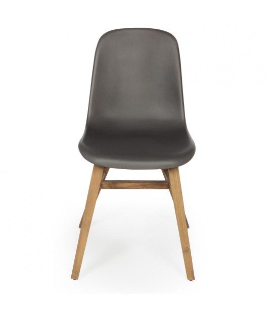 Talis charcoal Matt Chair