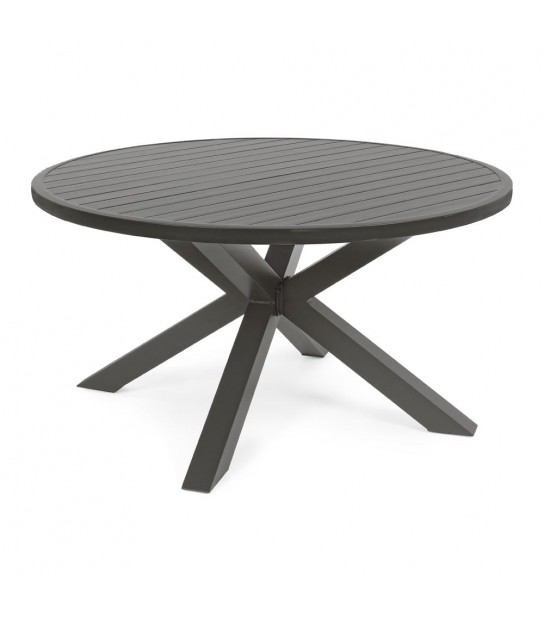 Skipper Charcoal Table Diam. 140