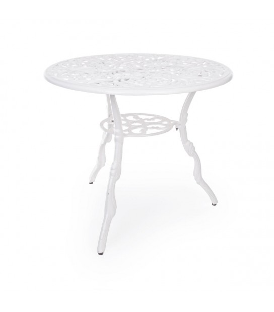 Victoria Aluminium Round table
