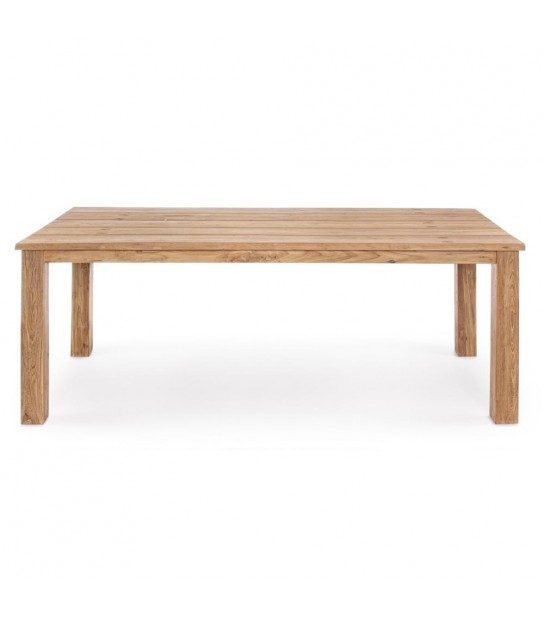 Santiago Table in Teak Wood