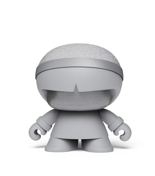 Cassa Blootooth Xoopar Boy Medium Grigio