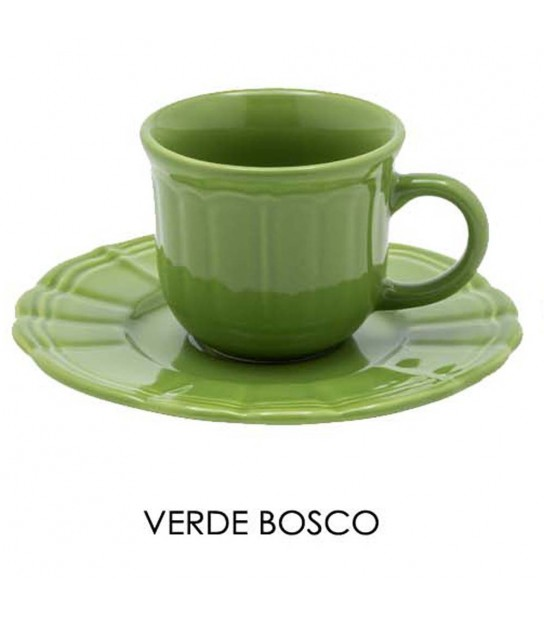 coffee cup Dark Green