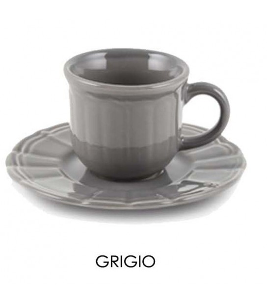 Coffee cup Grey