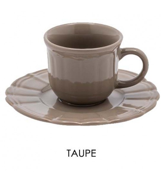 Coffee cup Arles Taupe