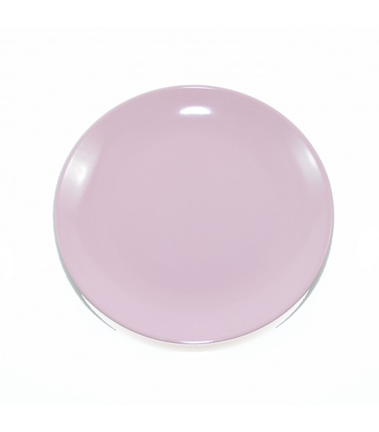 Hollywood Pink Dinner Plate