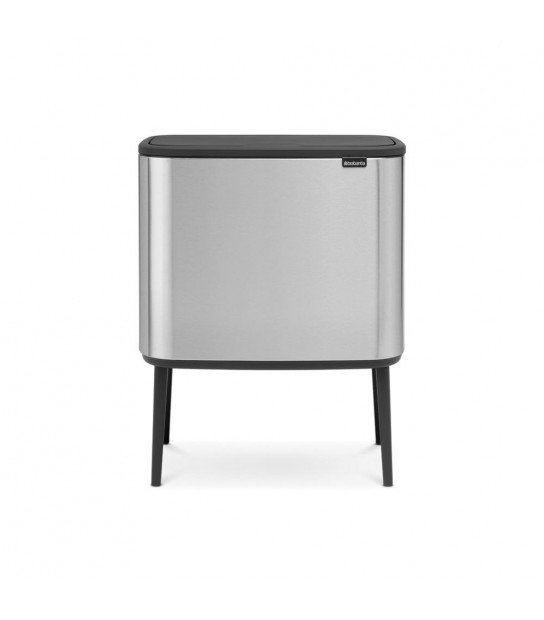 Bo Touchl Bin Fingerprint Proof Matt Steel