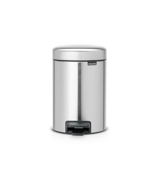 Stainless Steel Newicon Pedal Bin 3 litres