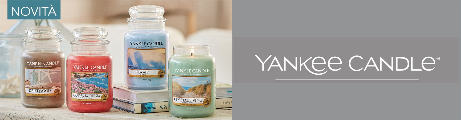 Yankee Candle Fragrances